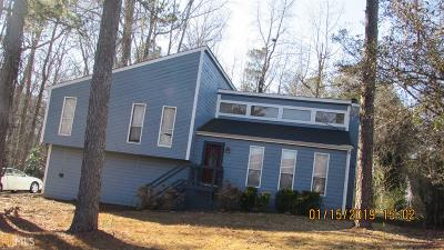 Clayton County Single Family Home New: 7169 Burch Dr