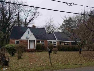 East Point Single Family Home New: 2067 Ben Hill Rd