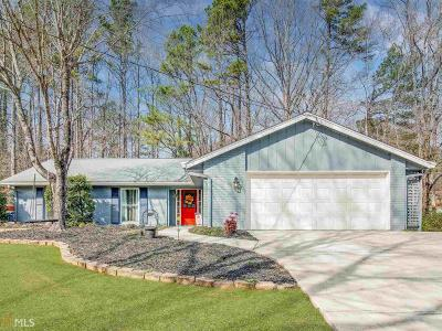 Lilburn Single Family Home Back On Market: 766 Bruce Way