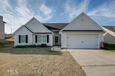 Winder Single Family Home For Sale: 974 Haymon Dr
