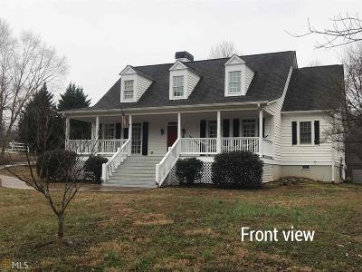 Ellijay Single Family Home New: 133 Riverwood Rd