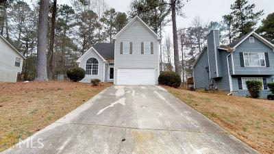 Lithonia Single Family Home New: 7142 Stonebrook Ln