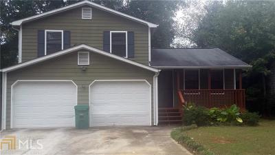 Stone Mountain Single Family Home New: 5451 Brandon Ct
