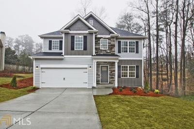Dawson County, Forsyth County, Gwinnett County, Hall County, Lumpkin County Single Family Home New: 2596 High Creek Run