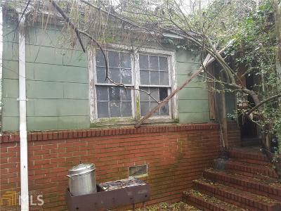 Marietta Single Family Home New: 1591 Gresham Rd