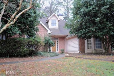 Woodstock Single Family Home Under Contract: 1302 Cobblestone Ln