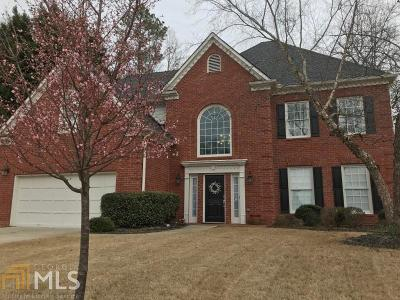 Alpharetta Single Family Home New: 355 Providence Oaks