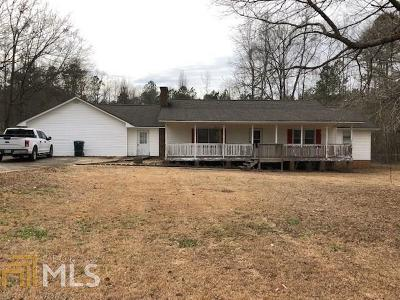Griffin Single Family Home New: 1357 Jordan Hill