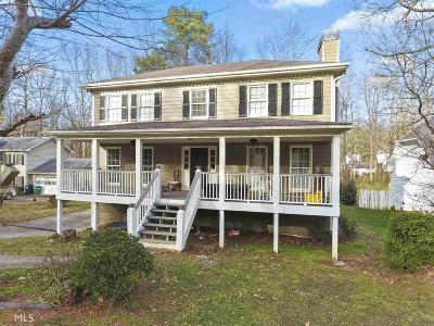 Norcross Single Family Home For Sale: 6009 Rotondo
