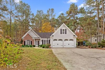 Acworth Single Family Home New: 184 Old Burnt Hickory Rd