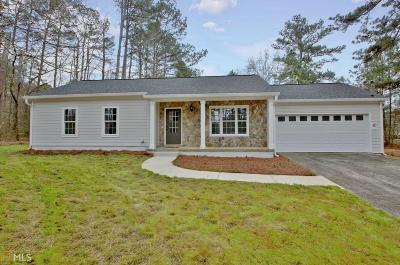 Fayetteville Single Family Home Under Contract: 100 Running Bear Trl