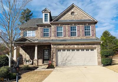Mableton Single Family Home New: 5816 Cobblestone Creek
