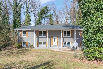 Clayton County Single Family Home New: 1863 Rockford Ct