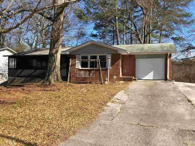 Morrow Single Family Home New: 6234 Continental Cir