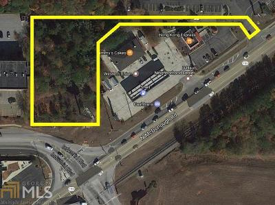 Henry County Commercial For Sale: Industrial Blvd