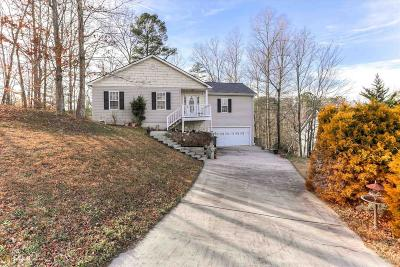 Jasper Single Family Home Under Contract: 301 Crystal Creek Dr