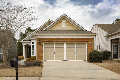 Griffin Single Family Home New: 127 Spider Lily Ct