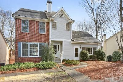 Alpharetta Single Family Home Under Contract: 2012 Falcon Glen Ct