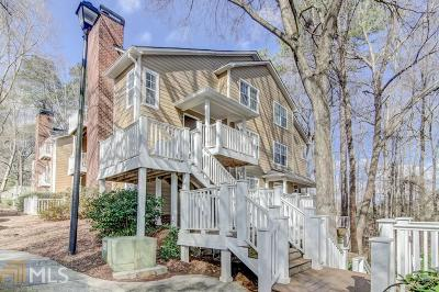 Marietta Condo/Townhouse New: 2202 River Heights Ct