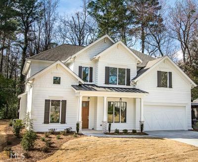 Atlanta Single Family Home New: 2926 Surrey Ln