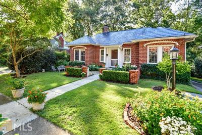 Single Family Home Under Contract: 1209 Cameron Ct
