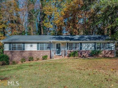 Smyrna Single Family Home New: 3825 Dora Dr