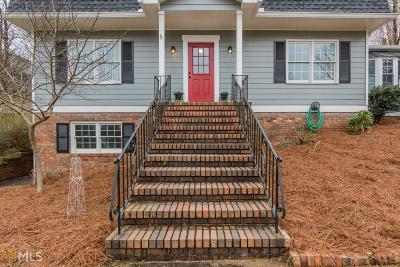 Marietta Single Family Home New: 2810 Rockbridge Rd