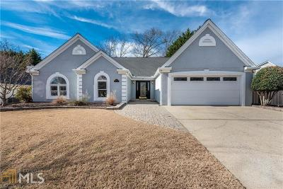 Kennesaw Single Family Home Under Contract: 2000 Westover Ln