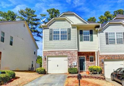 Lawrenceville Condo/Townhouse Under Contract: 1989 Burns View Ln