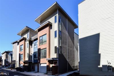 Reynoldstown Condo/Townhouse Under Contract: 990 Moda Dr