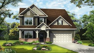 Canton Single Family Home New: 505 Blue Mountain Rise