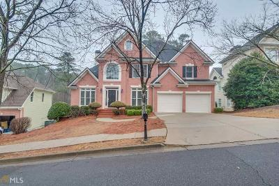 Alpharetta Single Family Home Under Contract: 1615 Wynridge Path