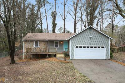 Norcross Single Family Home New: 2556 Redfield Dr