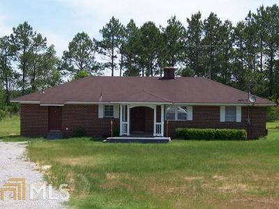 Statesboro Single Family Home New: 355 Langston Chapel Rd