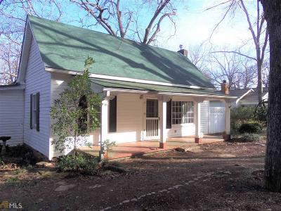 Stone Mountain Single Family Home New: 5268 Manor Dr