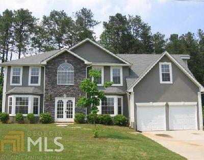 Decatur Single Family Home New: 2219 Eagles Nest Cir