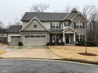 Dacula Single Family Home New: 900 Mulberry Bay