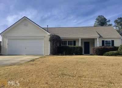 Loganville Single Family Home New: 615 Stonecrest Dr #Ph 5
