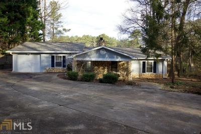 Villa Rica Single Family Home New: 1020 Lakeview Pkwy