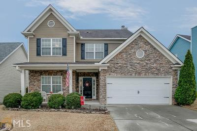 Braselton Single Family Home New: 6763 Grand Hickory Dr