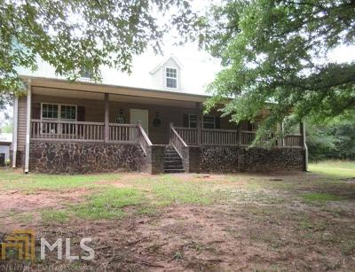 Franklin County Single Family Home Under Contract: 333 Red Dog Run