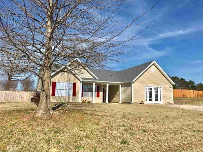Winder Single Family Home New: 799 Baskins Cir