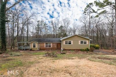 Marietta Single Family Home Back On Market: 4035 Sussex Pl