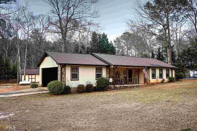 Griffin Single Family Home New: 2541 W McIntosh Rd