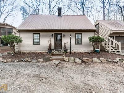 Waleska Single Family Home New: 105 White Antelope