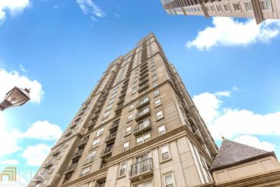 Mayfair Tower Condo/Townhouse For Sale: 199 14th St #305