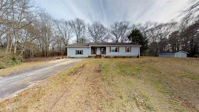 Oxford Single Family Home For Sale: 5346 SW Ashland Farm Rd