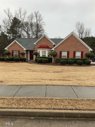Dacula Single Family Home New: 2774 Michelle Lee Dr