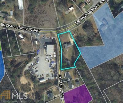 Hall County Commercial New: 3785 Browns Bridge Rd