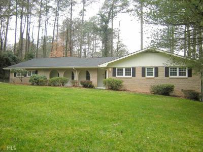 Tucker Single Family Home New: 2722 Regal Way